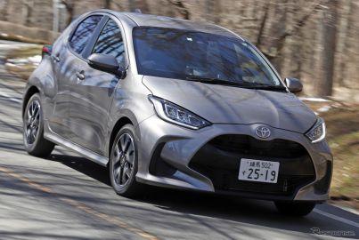 【トヨタ ヤリス 新型試乗】1.5Lガソリンは、HVと並ぶ主役となる…片岡英明