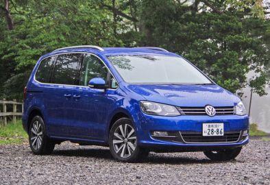 【VW シャランTDI 新型試乗】貴重な輸入ディーゼルミニバン、その実力は…渡辺陽一郎