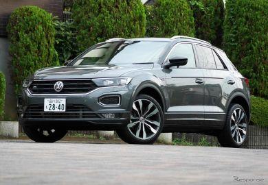 VW T-Roc R-Line《写真撮影 中村孝仁》