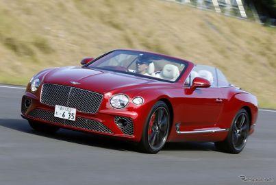 【ベントレー コンチネンタルGT W12 新型試乗】スポーツカーブランドのアイデンティティが生きている…九島辰也