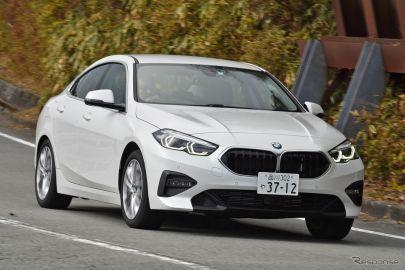 BMW 218d グランクーペ Play Edition Joy+《写真撮影 中野英幸》