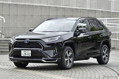 【トヨタ RAV4 PHV 新型試乗】商品力は本体の善し悪しだけで決まらない…渡辺陽一郎