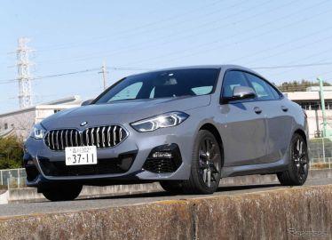 BMW 218iグランクーペ Mスポーツ《写真撮影 中村孝仁》