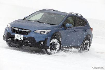 【スバル XV 新型試乗】雪深い場所でこそ絶大な信頼あり!スバルのDNAが凝縮されたXV…河西啓介