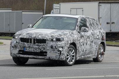 BMW X1 次世代型にフルEV「iX1」設定か…強力なデュアルモーターAWDも