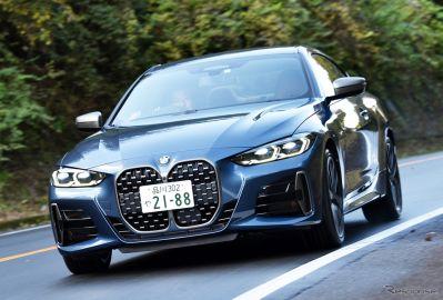 【BMW 4シリーズ 新型試乗】「Mらしさ」はステアリングそのものにもある…丸山誠