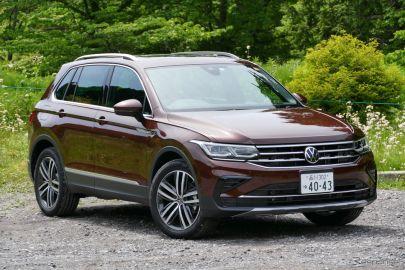 【VW ティグアン 新型試乗】乗り味も動力性能も「洗練度」がアップ…島崎七生人