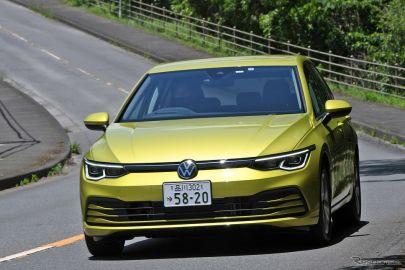 【VW ゴルフ 新型試乗】待ち人、期待を裏切らず…中村孝仁
