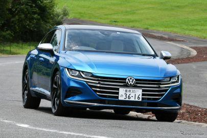 【VW アルテオン 新型試乗】ちょっとのお化粧直し、でもコスパは十分高い…中村孝仁