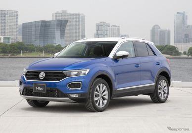 【試乗】VW T-Rocのかわいさと走りのギャップに萌え萌え