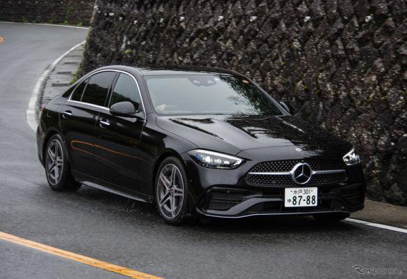 メルセデスベンツ Cクラス 新型(C200 アバンギャルド AMGライン装着車)《写真撮影 宮崎壮人》