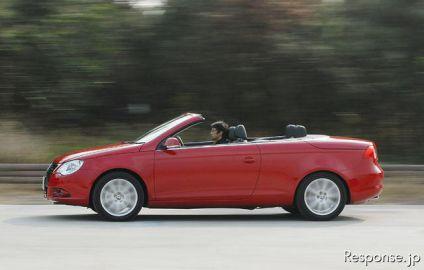 【インプレ'06】熊倉重春 VW『イオス』 たくましい4座オープン