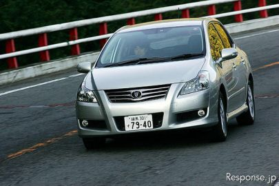 【インプレ'07】木下隆之 トヨタ『ブレイド』トヨタ版小さな高級車