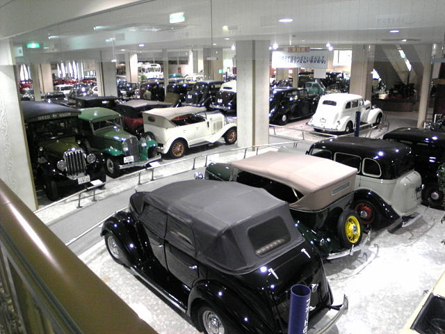 日本 自動車 博物館 日本国内一度は行きたいおすすめ自動車博物館【エリア別10選】