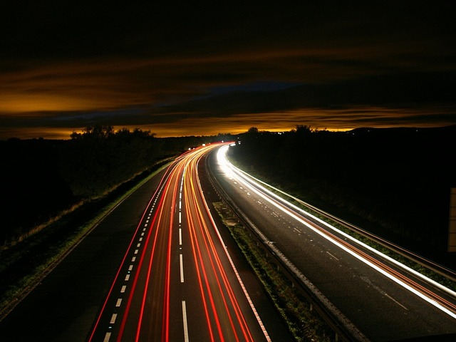 Free photo: Highway, Night, Traffic, Light - Free Image on Pixabay - 216090 (20127)