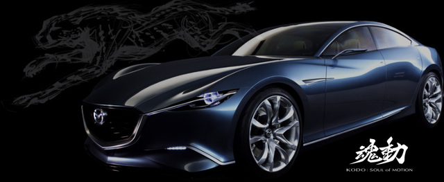 【MAZDA】クルマに命を宿す 、デザインの力。 Vol.02|This is Mazda Design.|Be a driver. (31789)