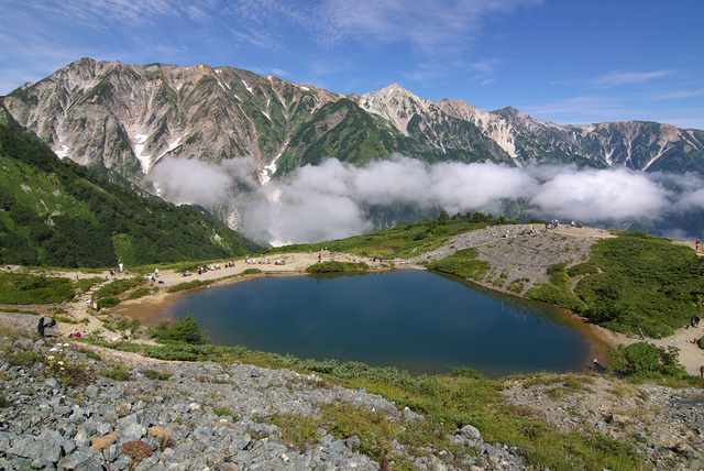 All sizes | Happo-pond and Hakuba three mountains | Flickr - Photo Sharing! (53597)