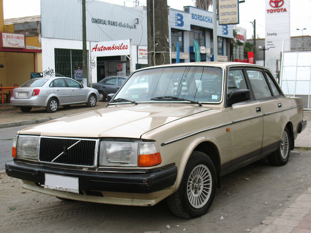 All sizes | Volvo 240 GLE 1987 | Flickr - Photo Sharing! (55830)