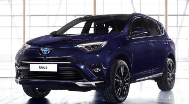 トヨタ新型RAV4が2019年春に登場【価格・特徴を紹介】