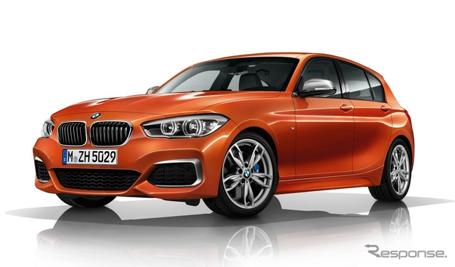 BMW 1シリーズ 改良新型の M135i