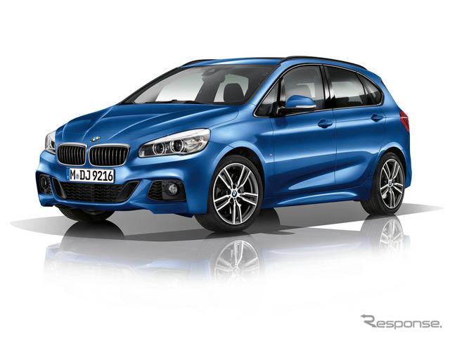 BMW 2シリーズ アクティブツアラー Mスポーツパッケージ