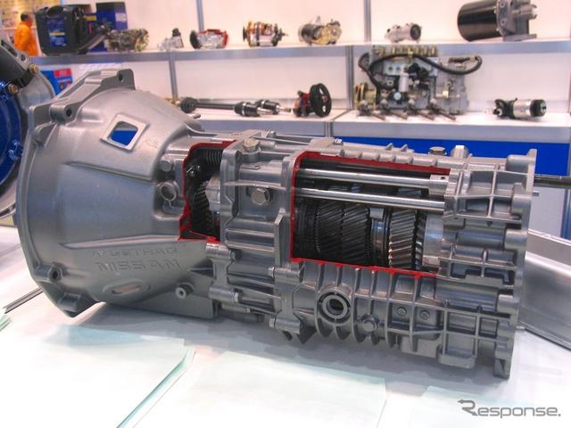 RB26エンジン用のゲトラーク製MT