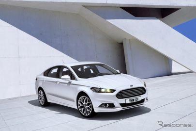 フォード 欧州販売11.7%増、モンデオ 新型は30%増…2月