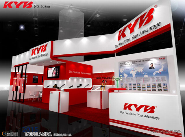 KYB ブースイメージ