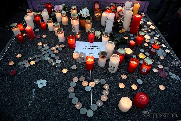 フランス南東部のアルプス山中で、独LCCジャーマンウィングスの旅客機が墜落した(参考画像)《画像 Getty Images》