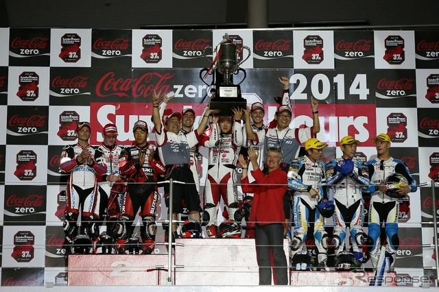 鈴鹿8時間耐久ロードレース(2014年)