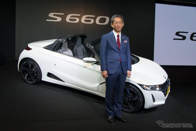 ホンダ S660《撮影 太宰吉崇》