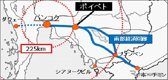 豊田通商が整備するテクノパーク予定地