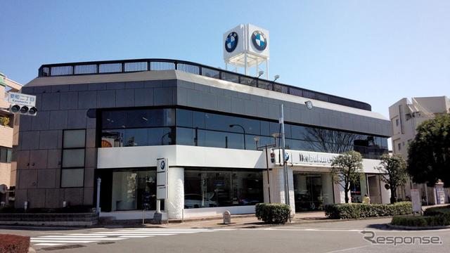 Ikebukuro BMW 本社ショールーム