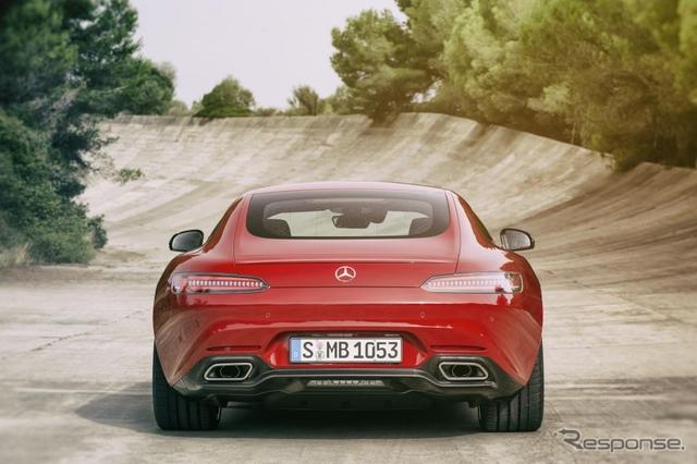 メルセデス-AMG GT写真提供 メルセデスベンツ