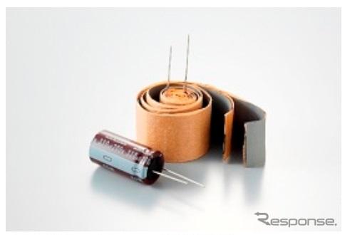 アルミ電解コンデンサー用高純度箔