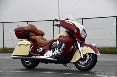 【インディアン ロードマスター 試乗】快適な乗り心地はもちろん、走りもエキサイティング…青木タカオ
