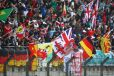 F1中国GP決勝の様子《画像 Getty Images》