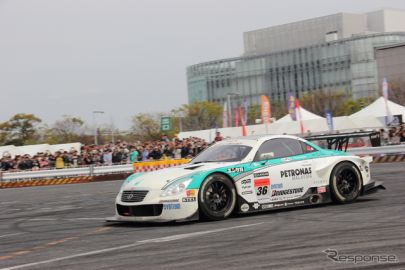 【モータースポーツジャパン15】閉幕…9万7000人が来場、シーズン到来告げるイベントに