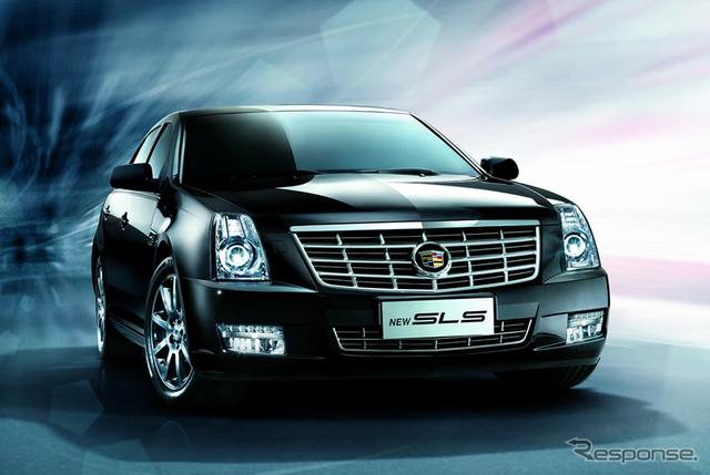 上海GMのキャデラックSLS