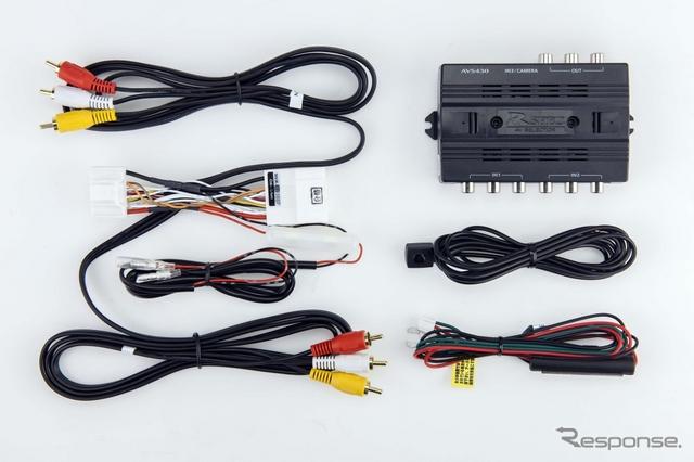 ビデオ入力ハーネスKIT VIK-U65