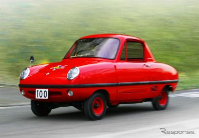 【GW】ダットサンの「こども自動車」に乗れる…日産ギャラリー