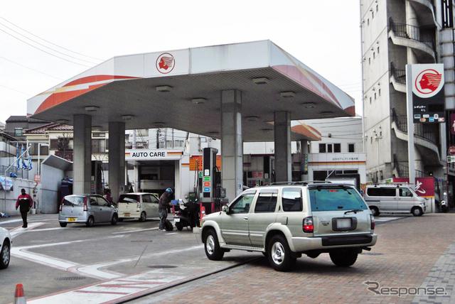 ガソリンスタンド過疎地が拡大…283の市町村で「3か所以下」(画像はイメージ)