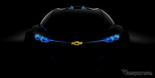 【上海モーターショー15】シボレーFNR、初公開へ…自動運転のEV提示