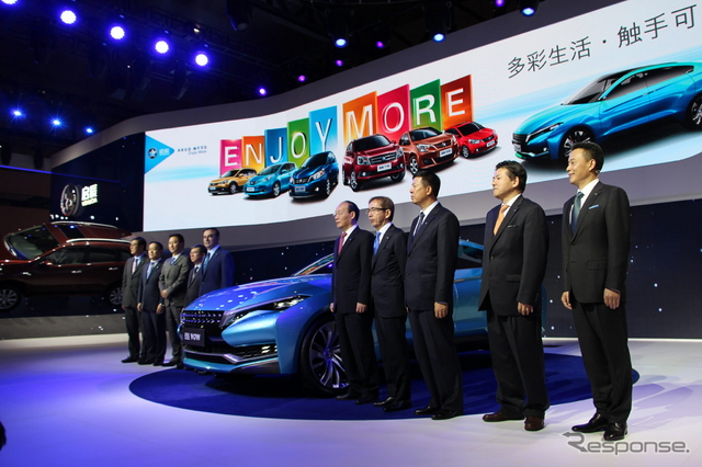 4月20日に開幕した上海モーターショー15