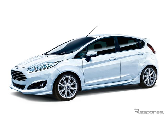 フォード フィエスタ 1.0エコブースト・スポーツプレミアム