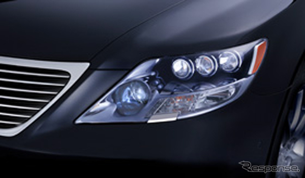 LEDヘッドランプ(参考画像)