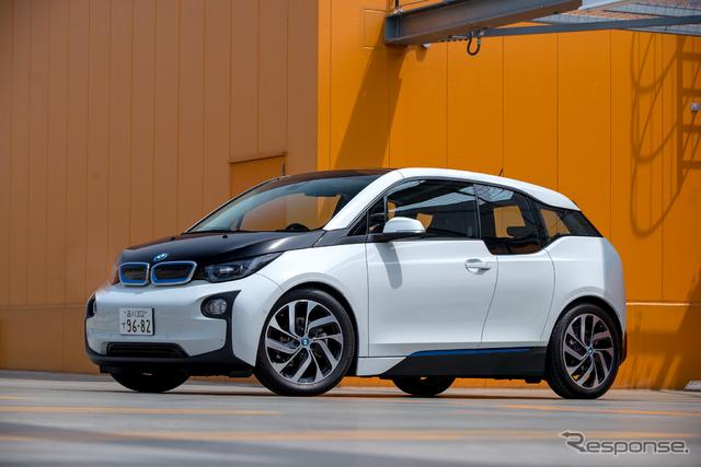 BMW i3《撮影 太宰吉崇》