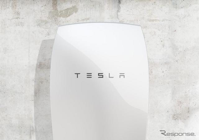 テスラの家庭用バッテリー、パワーウォール