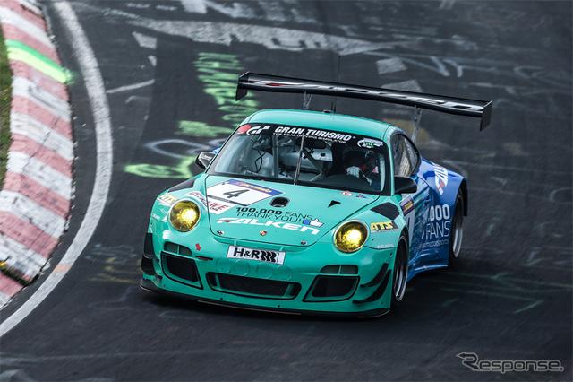 ファルケンモータースポーツ・ポルシェ 911 GT3 R