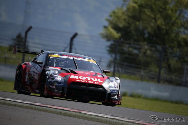 SUPER GT 第2戦 GT500クラス 決勝レース《撮影 益田和久》